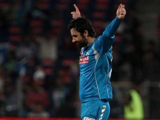 Parvez Rasool Targets World Cup Selection