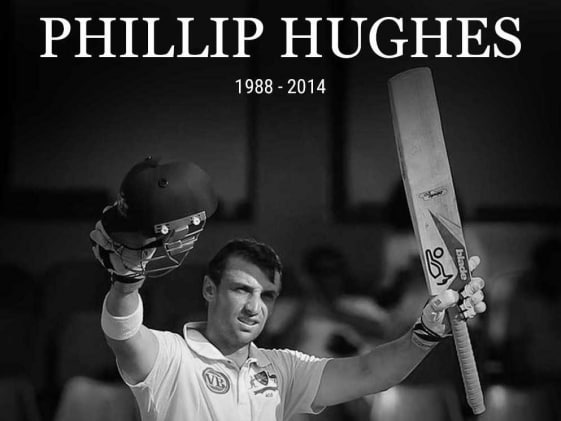Australian Cricketer Phillip Hughes Dies After Being Struck in the Head By a Ball