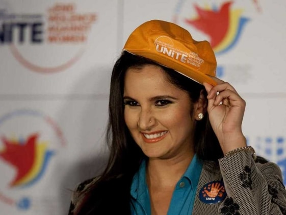 Sania Mirza Role Model for Girls All Over the World: United Nations