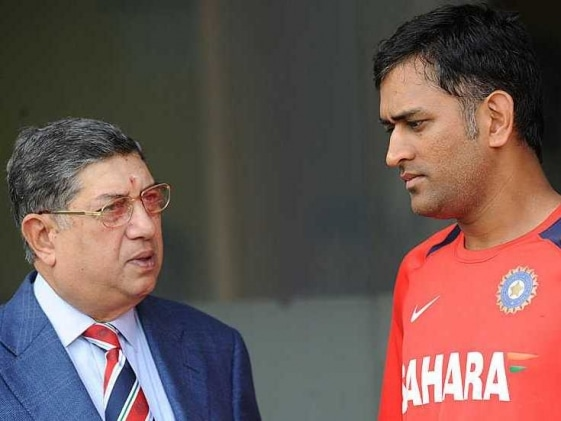 N. Srinivasan's India Cements Shares Sink as Uncertainty Over Chennai Super Kings Grows