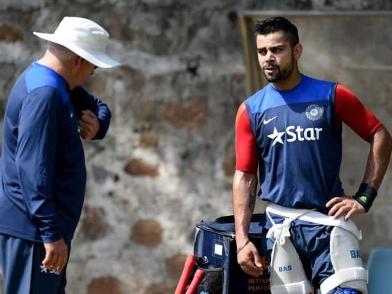 Virat Kohli Dares Australia Ahead of Debut as Test Skipper