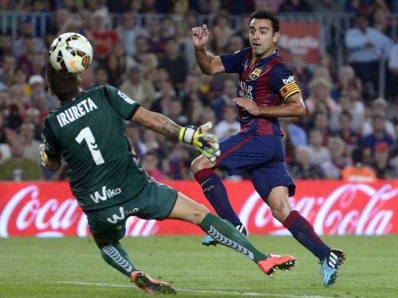 Barcelona Captain Xavi Hernandez Signs With Qatari Club