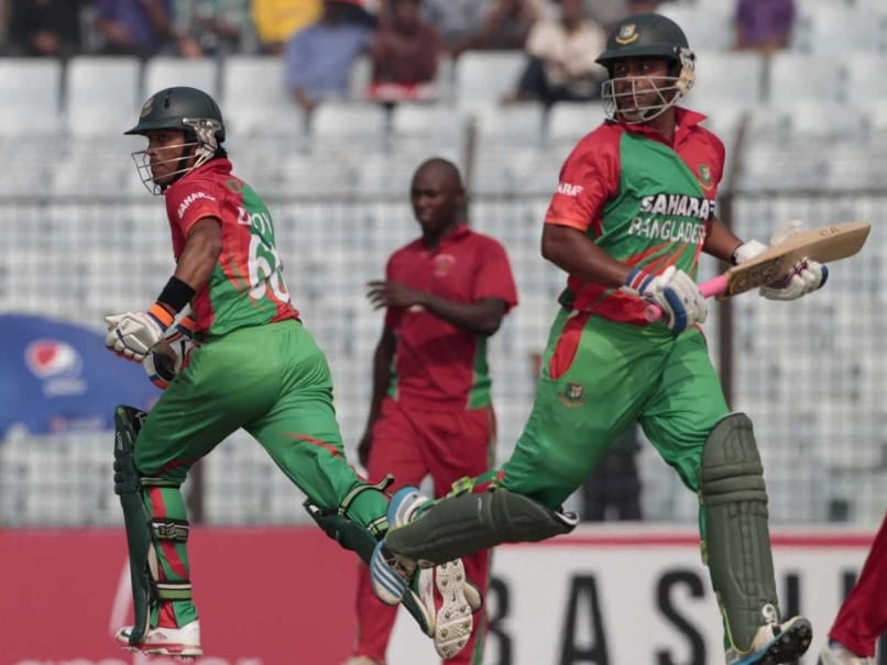2nd ODI: Anamul Haque, Tamim Iqbal Set up Easy Win for Bangladesh
