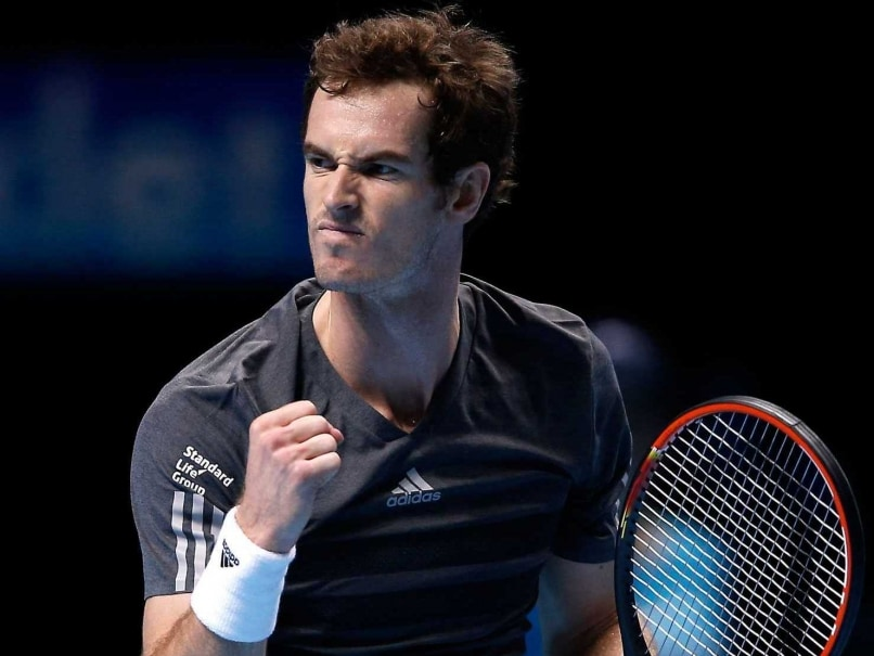 Andy Murray ATP Finals