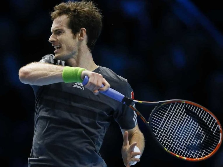 Andy Murray ATP Tours Finals