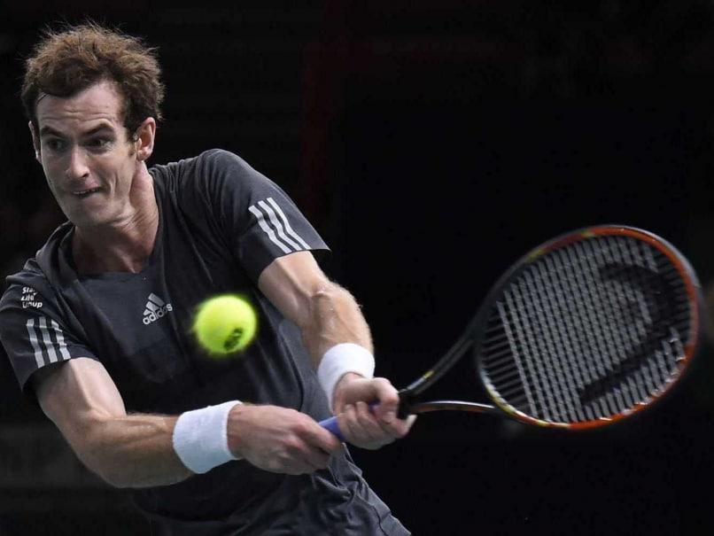 Andy Murray Djokovic