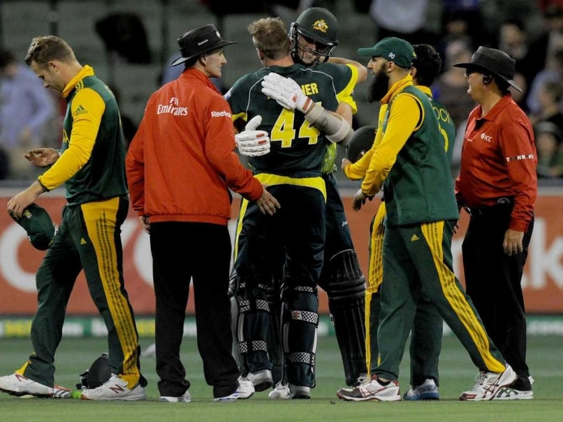 Australia Eye No. 1 ODI Ranking With Victory in 5th ODI vs South Africa