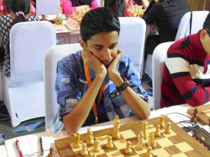 chess youth india