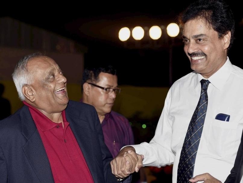 Dilip Vengsarkar, Bhuvneshwar Kumar, Rohit Sharma Receive BCCI Awards