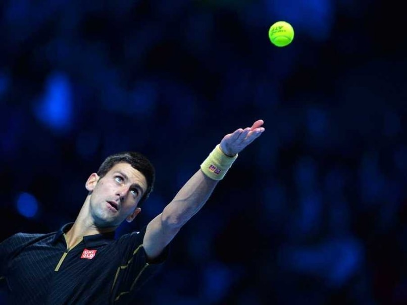 Djokovic ATP Finals vs Stan