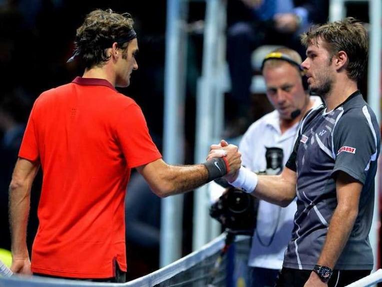 Federer Wawrinka ATP