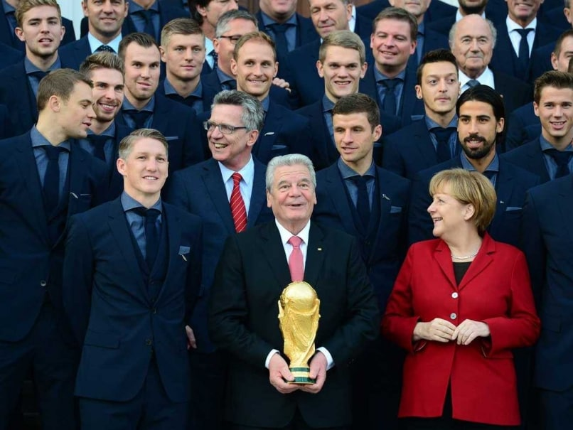Germany football award 7