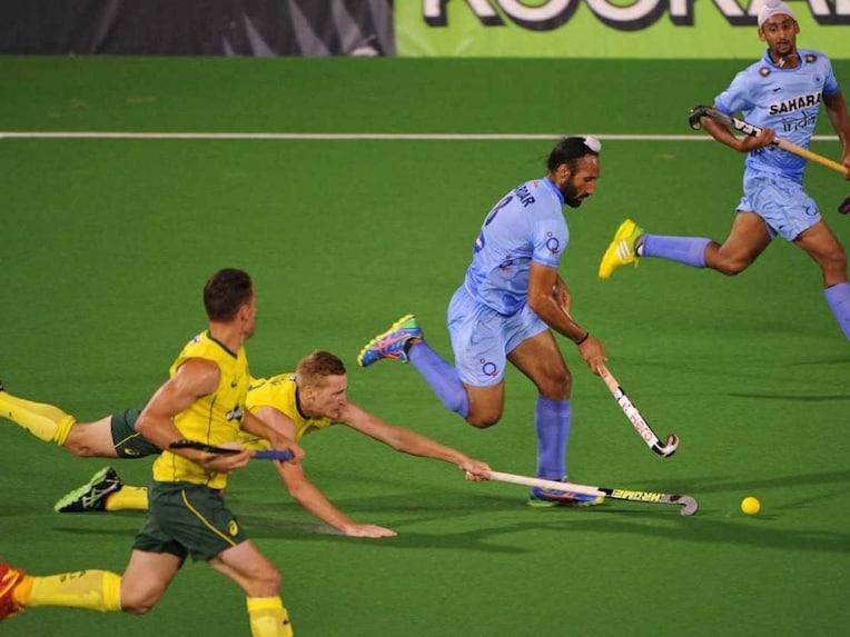 hockey india vs australia