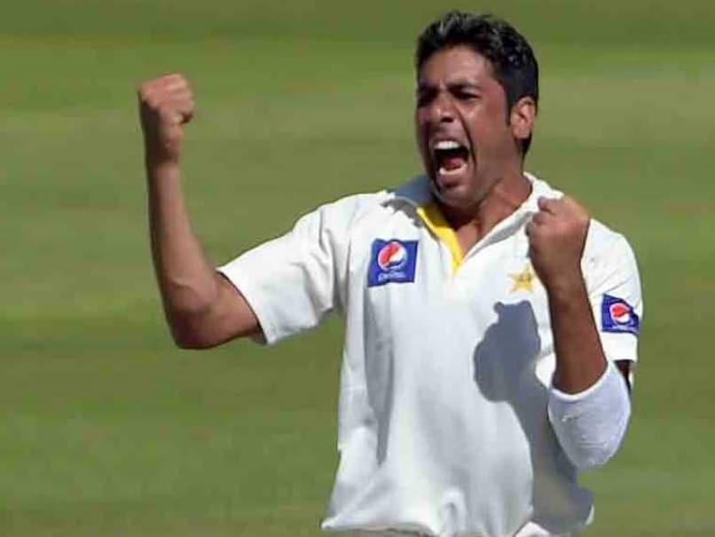 Imran Khan NZ Test