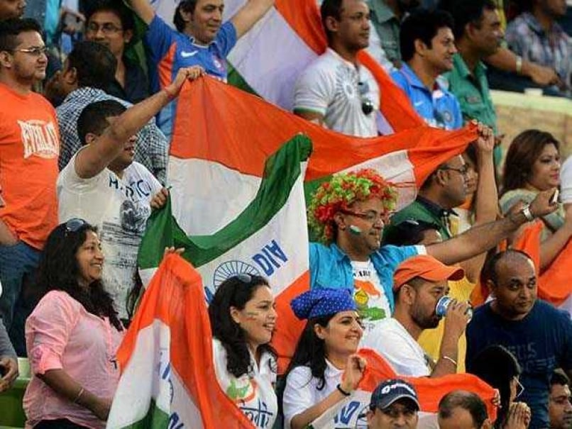 India fans
