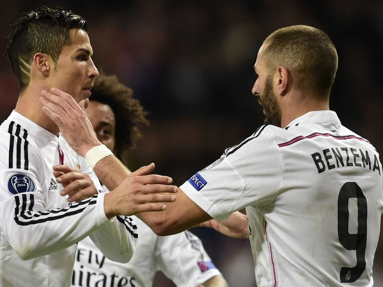 UEFA Champions League: Real Madrid vs Liverpool