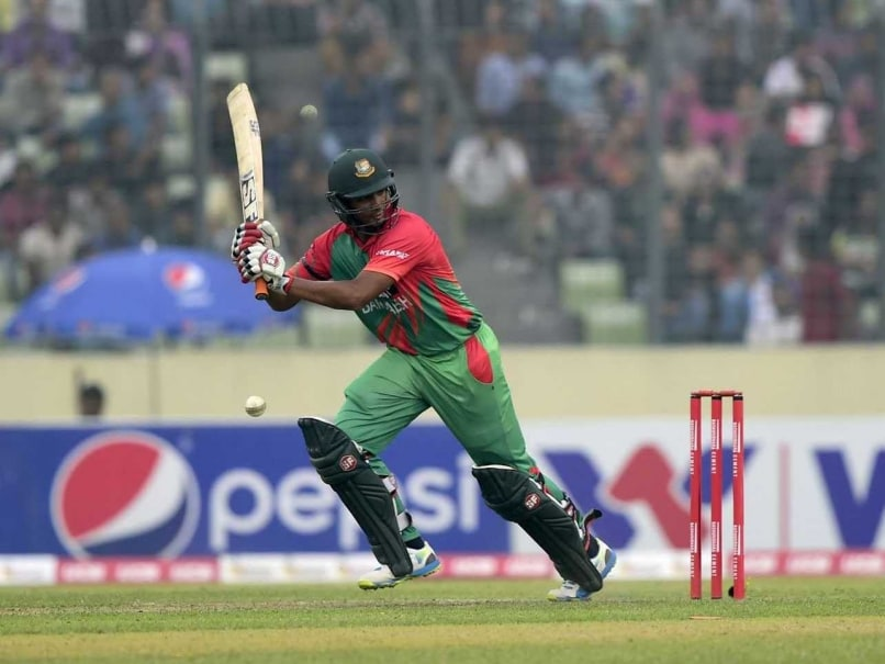 4th ODI: Mahmudullah, Mushfiqur Rahim Script 21-Run Win for Bangladesh Over Zimbabwe