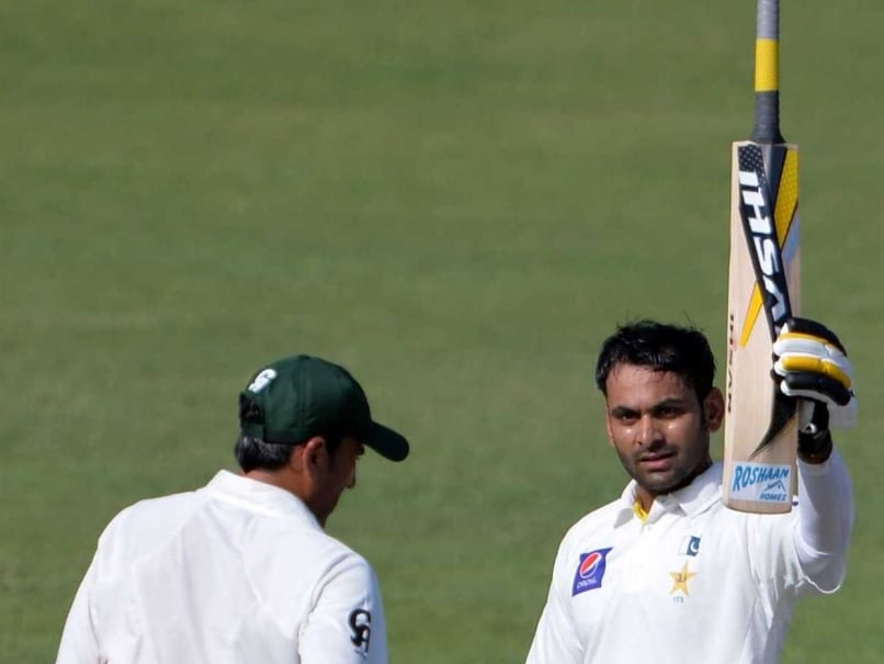 3rd Test, Day 1: Mohammad Hafeez's 178* Guides Pakistan to Dominance over New Zealand