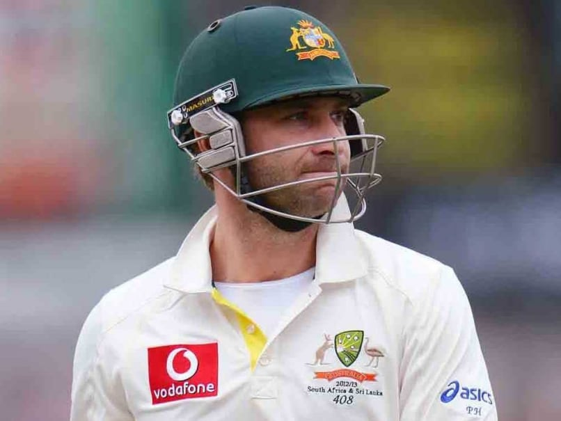 Phillip Hughes Will Make a Full Recovery, Hopes Phil Simmons