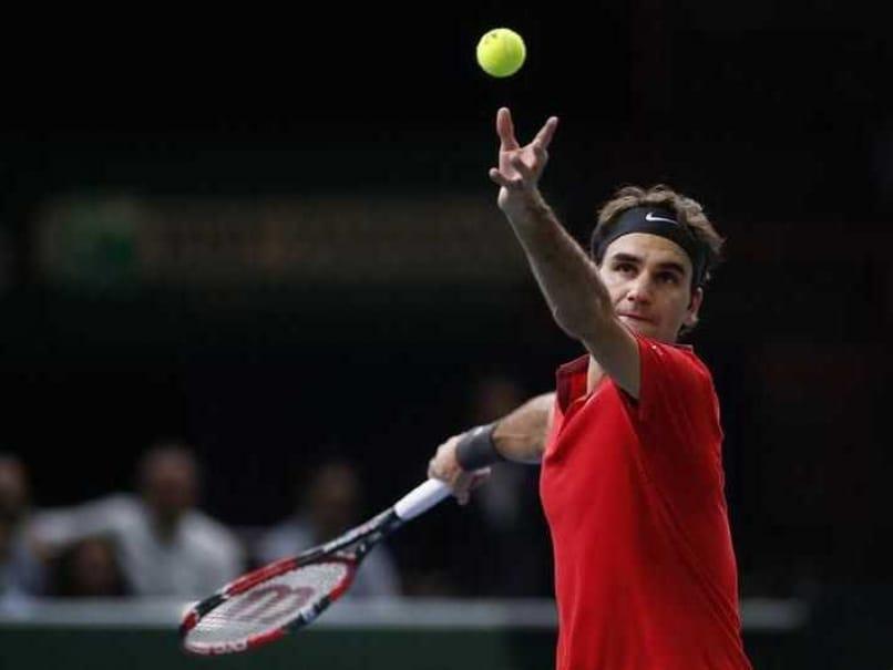 Roger Federer Paris