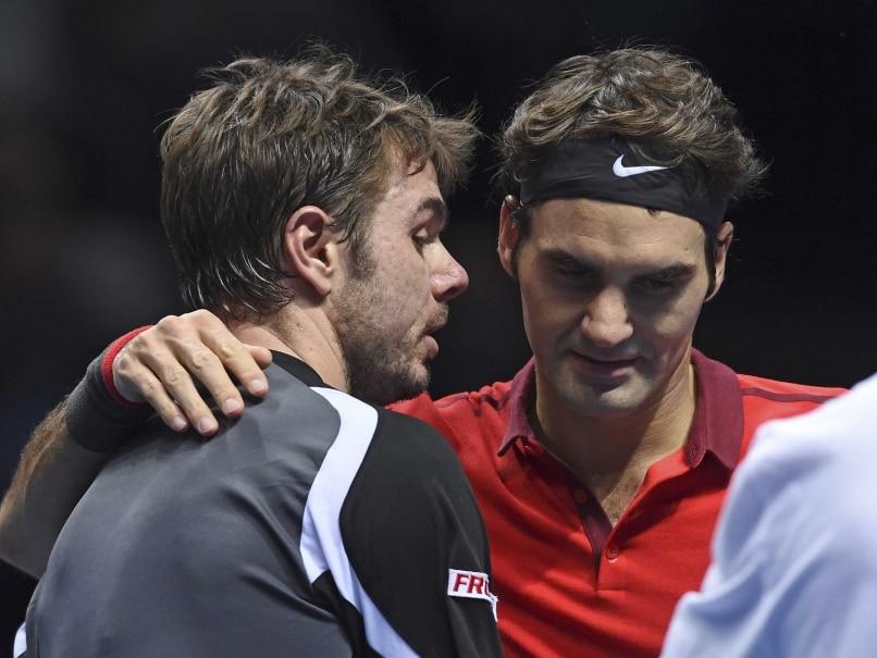 Roger Federer Stanislas Wawrinka London