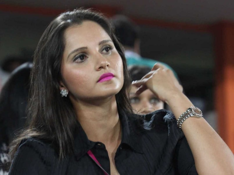 Sania Mirza Says she is Spared of Nonsense Writing Only When She's Not Playing