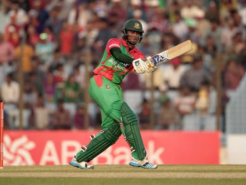 1st ODI: All-Round Shakib Al Hasan Leads Bangladesh to Crushing Win