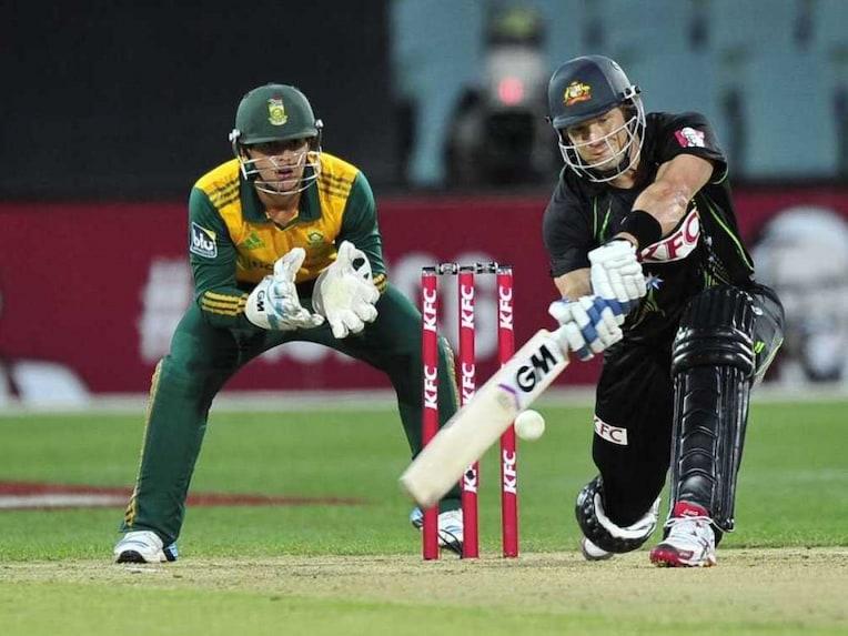 Shane Watson AUS vs SA