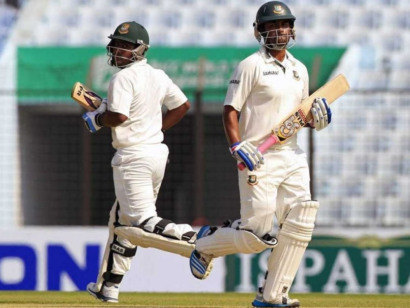 1st Test, Day 4: Mominul Haque Ton Sets Zimbabwe Record Target