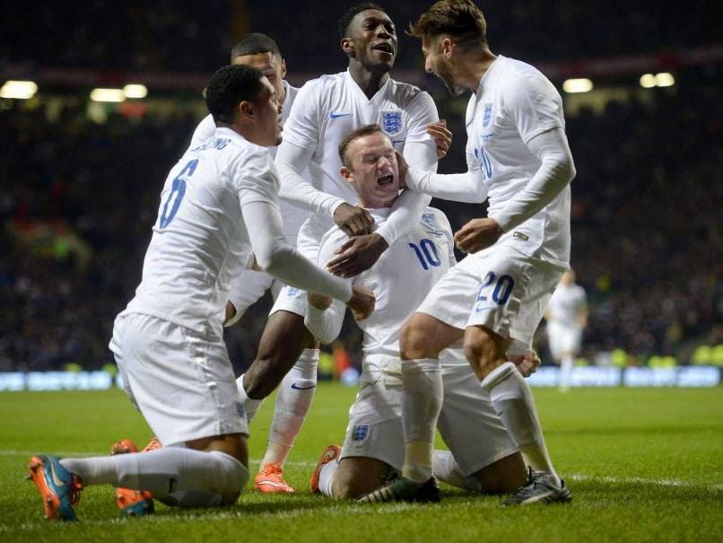 Wayne Rooney England Goals