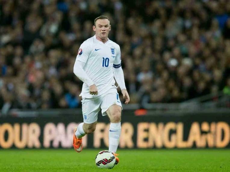 Wayne Rooney England November 15 2014