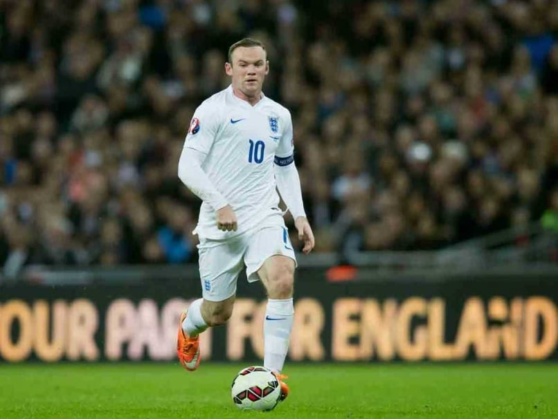 Wayne Rooney England November 15 2014