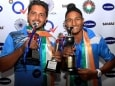 U-21 India Hockey Players Return Home to Rousing Welcome