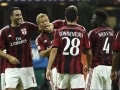 Muntari, Honda Strike as AC Milan End Winless Run