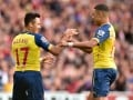 Arsene Wenger Grateful for Alexis Sanchez Double