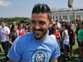 Mystery Over David Villa's Short Australian Stint