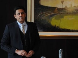 Anil Kumble Refutes Having Conflict of Interest in Becoming India Coach