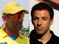 Indian Premier League vs Indian Super League: Mahendra Singh Dhoni No Match For Alessandro Del Piero!