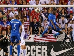 Late Goal Helps Honduras Draw USA in International Friendly