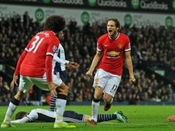 Man United Earn Draw vs West Brom