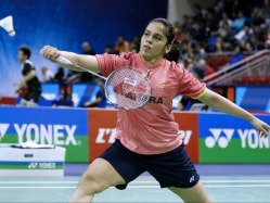 Saina Nehwal Seals Semifinal Spot in Asian Badminton Championship