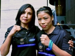MC Mary Kom, Sarita Devi To Represent India in 12th South Asian Games