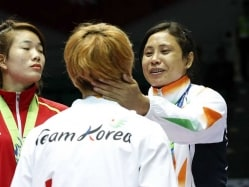 India Hope to get Boxer Sarita Devi's Suspension Reversed