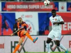 ISL: Trezeguet Fires as FC Pune City Beat FC Goa 2-0 to Record Maiden Win