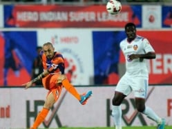 Indian Super League: David Trezeguet Fires as FC Pune City Beat FC Goa 2-0 to Record Maiden Win