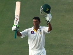 """Younis Khan Wants to be Remembered as """"Team Man"""""""