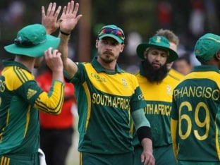Live Cricket Score, NZ vs SA - New Zealand vs South Africa, 1st ODI