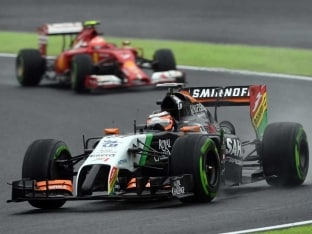 Force India Was the Best Available Option, Says Nico Hulkenberg