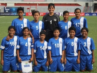 AFC U-16 Championship: Indian Girls Beat Jordan, Miss Qualification by a Whisker