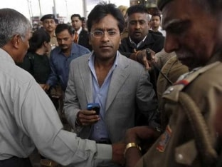 I am Financing Petitions Against N. Srinivasan, Reveals Lalit Modi